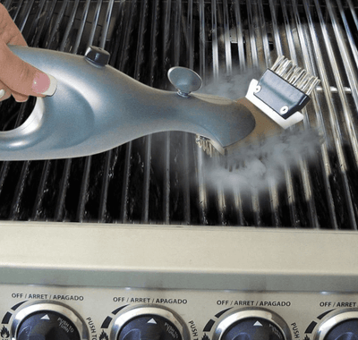 60% OFF| BBQ Vapor Cleaner Brush