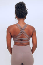 Load image into Gallery viewer, Mocha-Latte Sports Bra