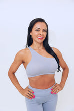 Load image into Gallery viewer, Elegance Wins- Sports Bra