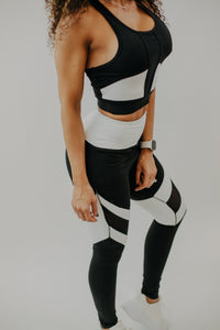 Lordie Lordie Crop Sports Bra