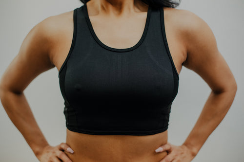 Side Chic Sports Bra