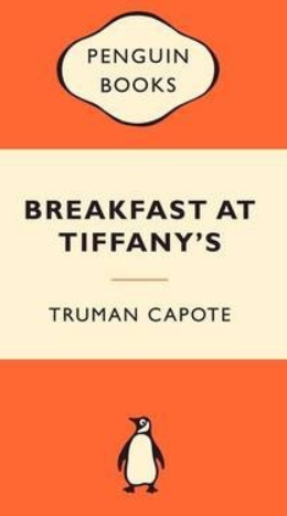 Sacred Reads: Breakfast at Tiffany's, Truman Capote