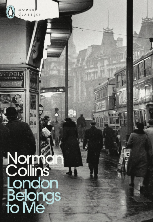 Sacred Reads: London Belongs to Me, Norman Collins