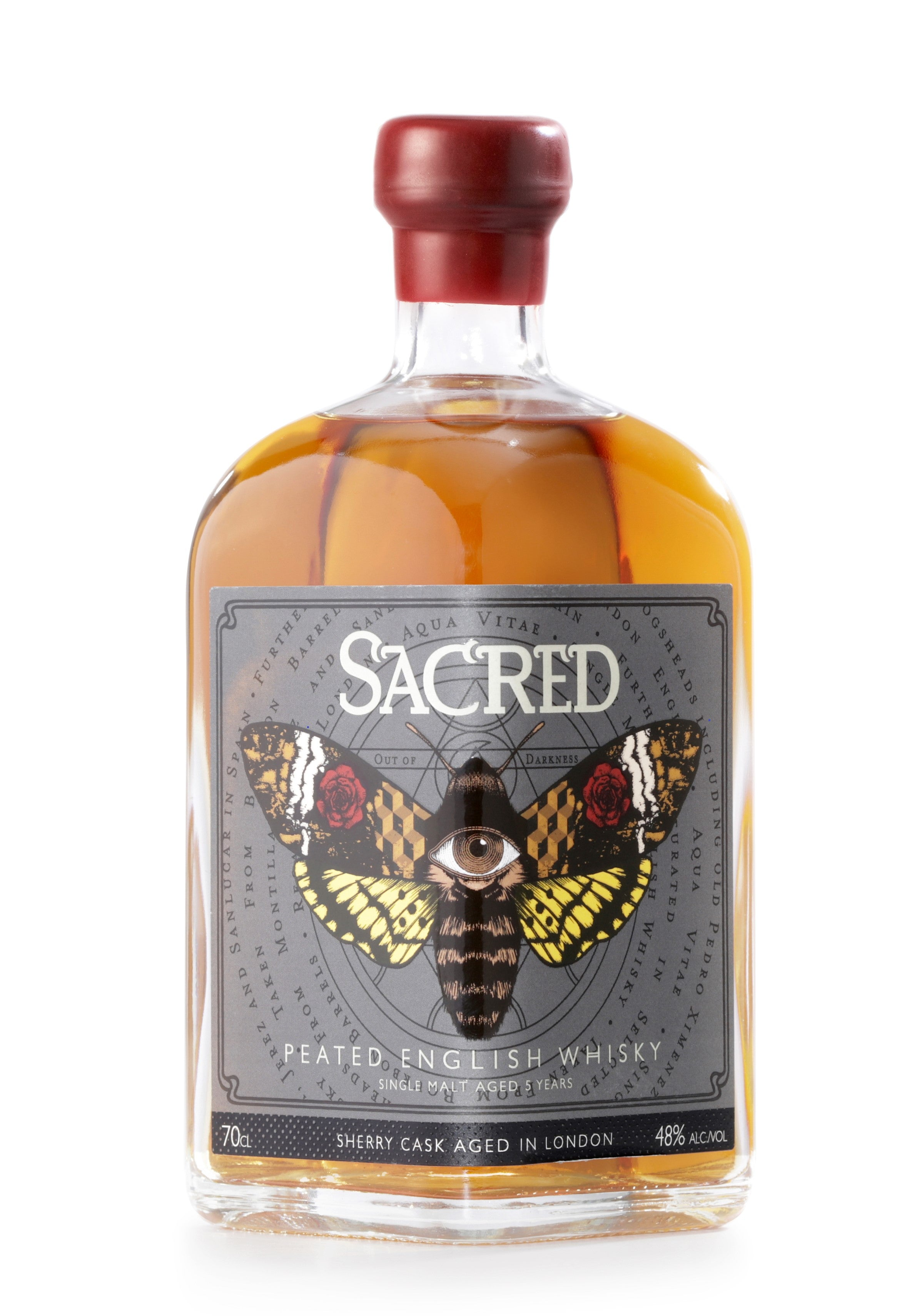 World Whisky Day: Sacred English Peated Whisky