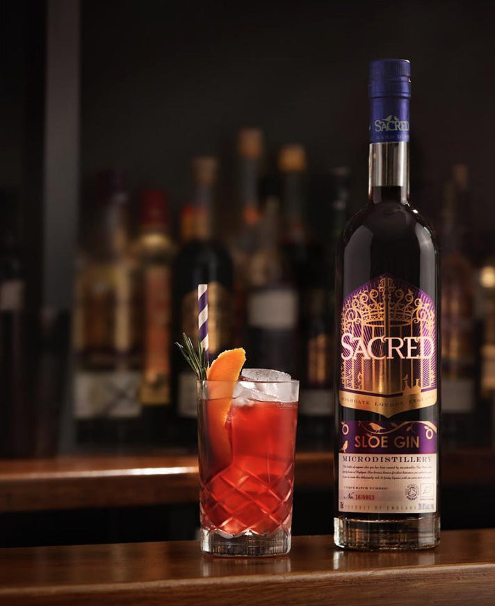 Product Focus: Sloe Gin