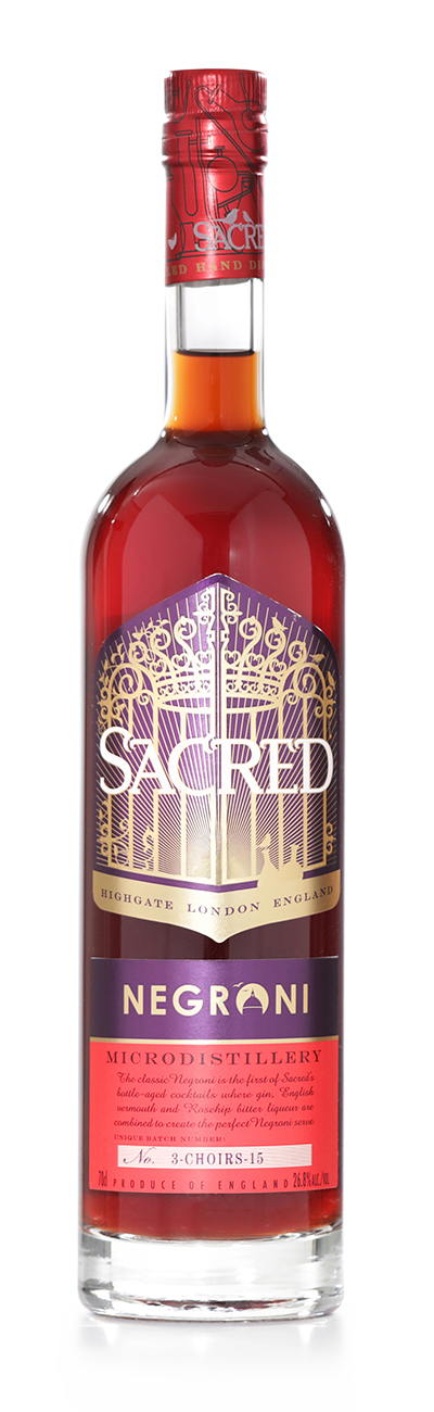 Sacred Bottle-Aged Negroni