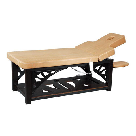 Wooden Massage Table Facial Bed