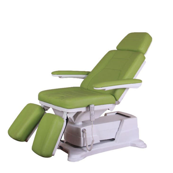 3 Motors Split Leg Podiatry Chair