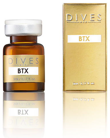 "BTX – LIFTING AND ANTI-WRINKLE COMPLEX ""BOTOX-LIKE"""