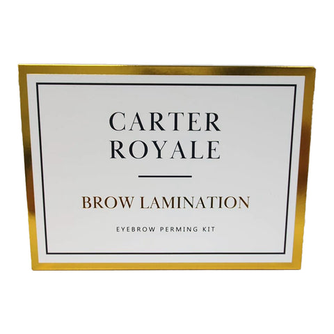 Carter Royale Brow Lamination Kit