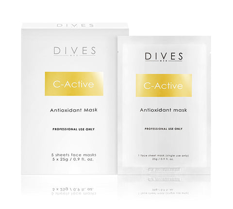 C-ACTIVE FACE MASK DIVES MED