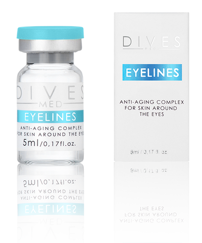 DIVES MED EYELINES - 5ML