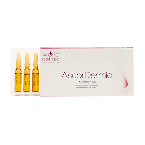 World Dermic ASCORDERMIC  2ml X 10AMP