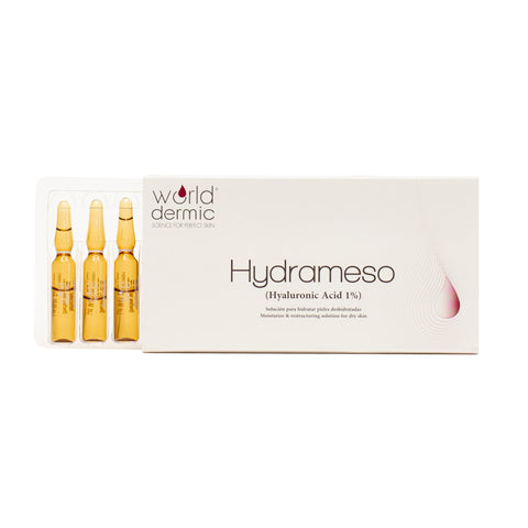World Dermic HYDROMESO HYALURONIC ACID  2ml X 10AMP