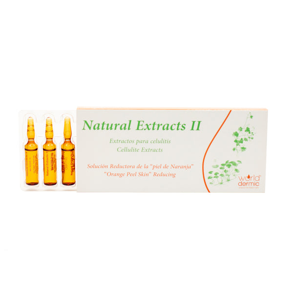 World Dermic NATRAL EXTRACT II AMP 5ml