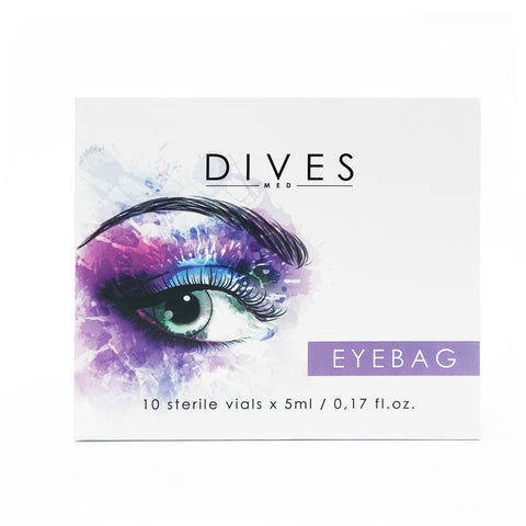 DIVESMED EYEBAG Solution 10vials x 5ml