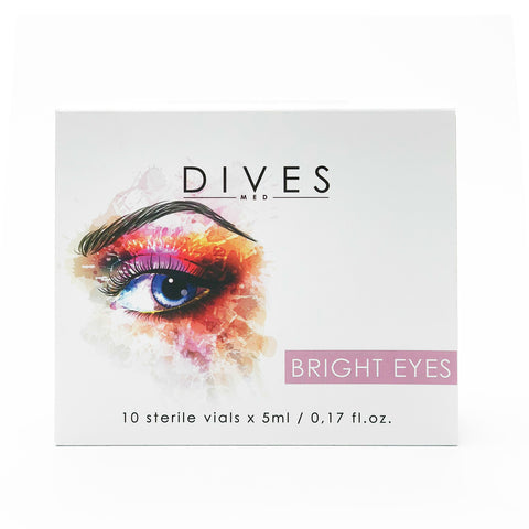 DIVESMED BRIGHT EYES Solution 10vials x 5ml