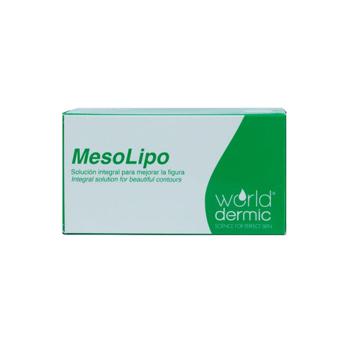 World Dermic MesoLipo  10ml X 10 VIALS