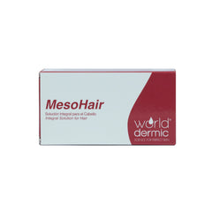 World Dermic MesoHair   5ml X 10 VIALS