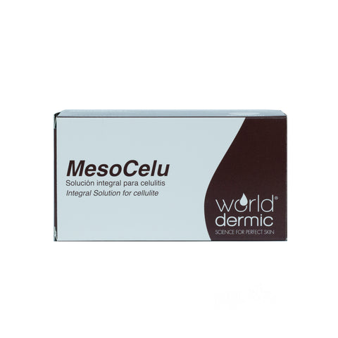 World Dermic MesoCelu  5ml X 10VIALS