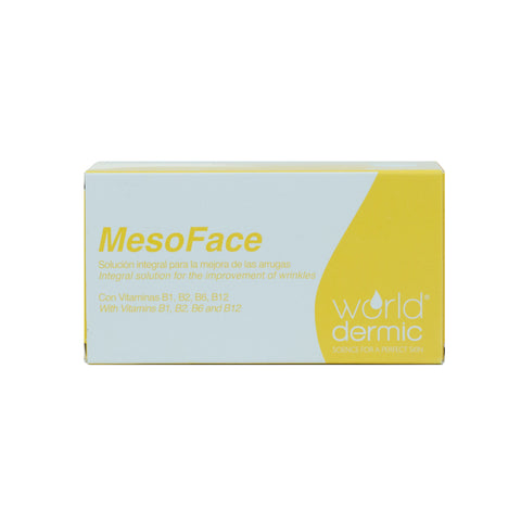 World Dermic MESOFACE  5ml X 10VIALS
