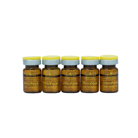 World Dermic  MesoFace  5ml x 1 VIAL