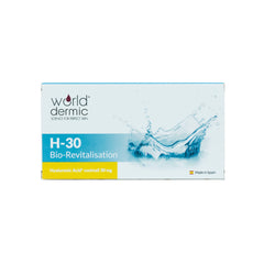 Copy of World Dermic H-30 BIO-REVITALISATION 1 x 5ml vial