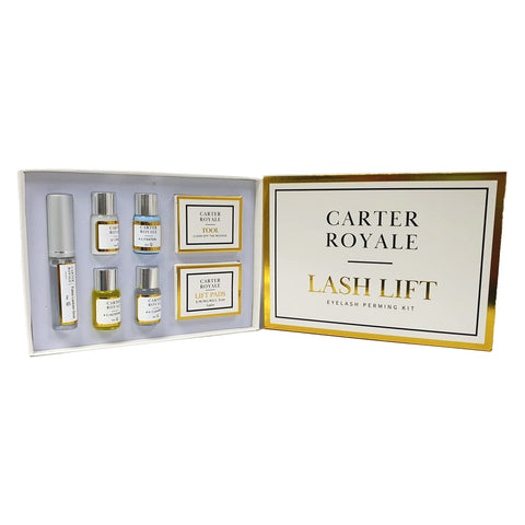 Carter Royale Lash Lift Kit