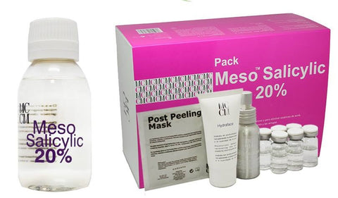 PACK MESO ™ SALICYLIC 20% pH