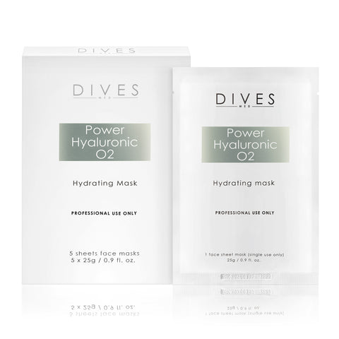 Power Hyaluronic O2 Dives Med