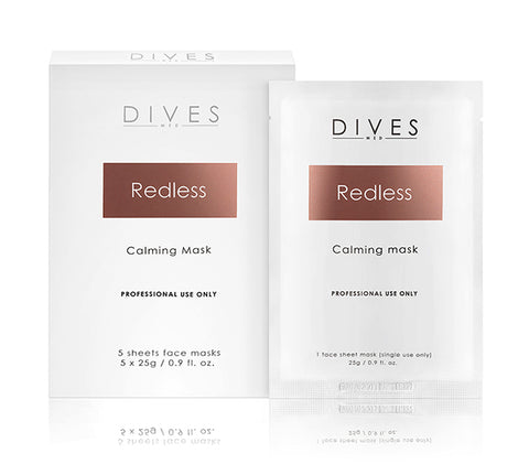 REDLESS DIVES FACE MASK
