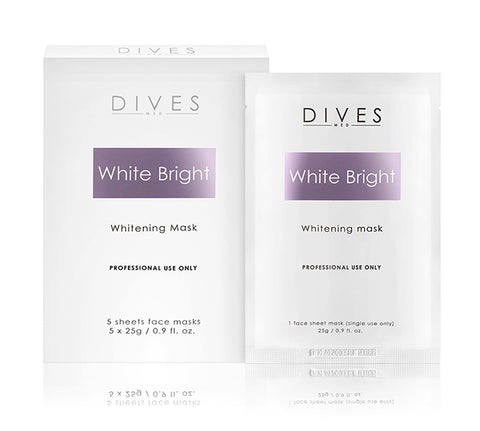 White Bright  DEPIGMENTING MASK Dives Med