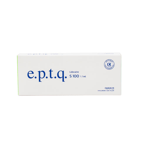 E.P.T.Q S100 Filler with Lidocaine