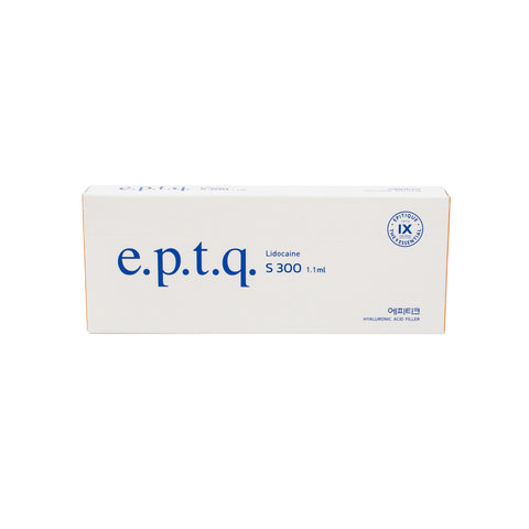 E.P.T.Q S300 Filler with Lidocaine