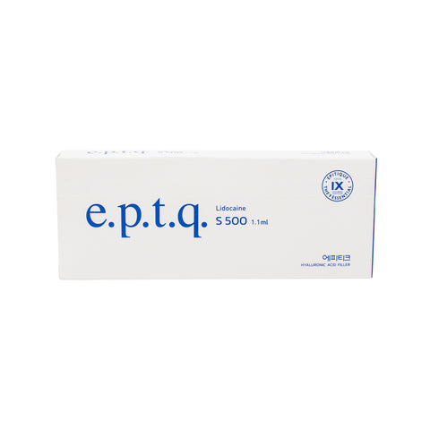 E.P.T.Q S500 Filler with Lidocaine