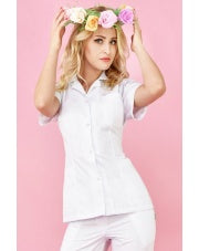 Beautician Uniform Fashion NR2