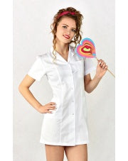 Beautician Uniform Tunic Fashion NR4
