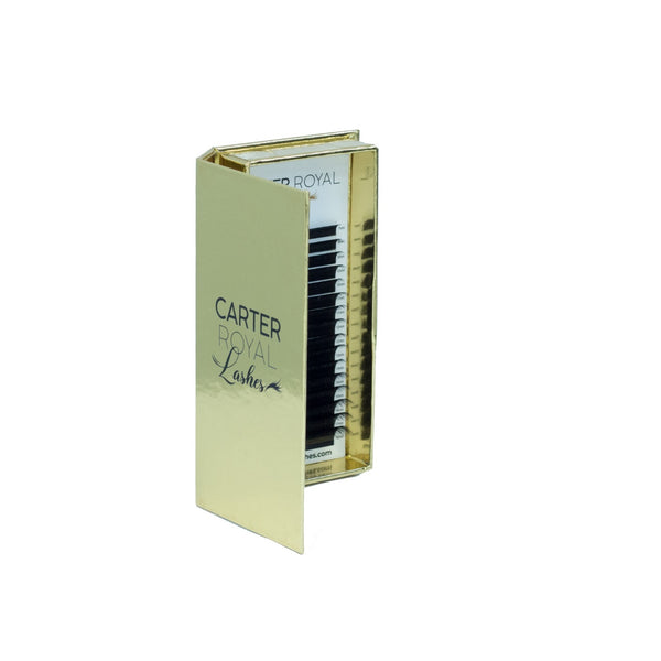 Carter Royal Russian Volume Silk Lashes - Individual Eyelash Extensions
