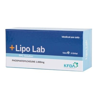 Lipo Lab PPC Solution Ampoule