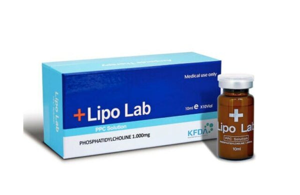 Lipo Lab PPC Ampoule 1 x 10ml vial