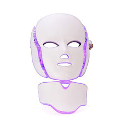 Led Facial Mask with Neck