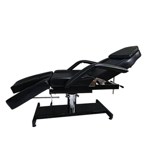 Stable Professional Hydraulic Facial Bed Tattoo Physiotherapy