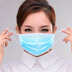 Surgical Face Mask - 50pc