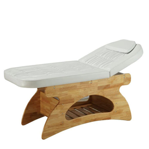 Wooden Beauty Bed Massage Table