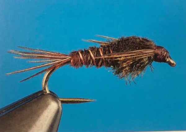 pheasant tail nymph nymphing tie tying