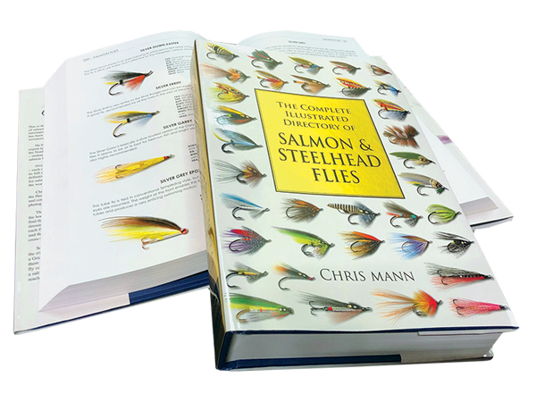 complete illustrated encyclopedia salmon & steelhead flies fly