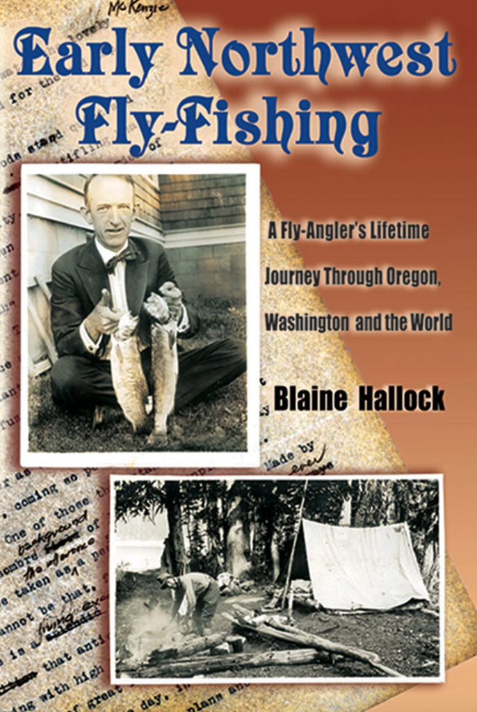 early northwest fly fishing fish history