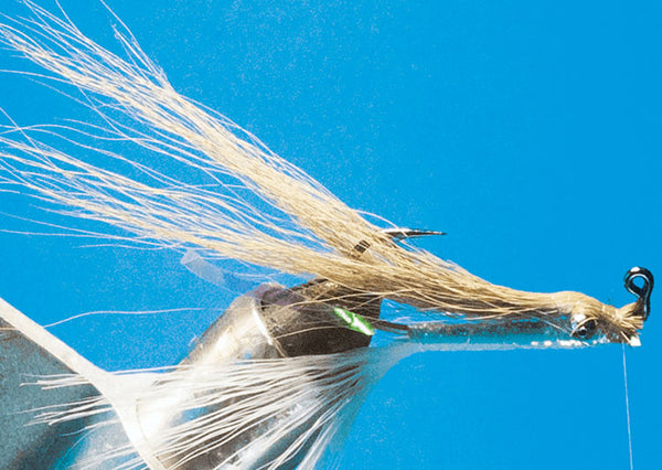 clouser minnow fly bucktail flytying tying fishing fish spearing saltwater olive