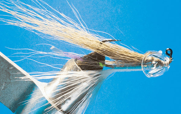clouser minnow fly bucktail flytying tying fishing fish spearing saltwater fishmask