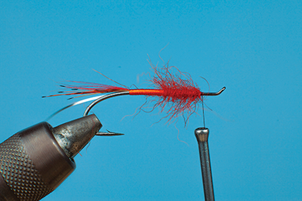 tinsel fly tying